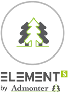Admonter ELEMENTS logo